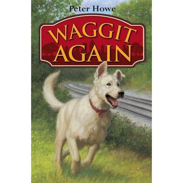 Waggit Again - Peter Howe, Omar Rayyan (Illustrator) | Karta-nauczyciela.org
