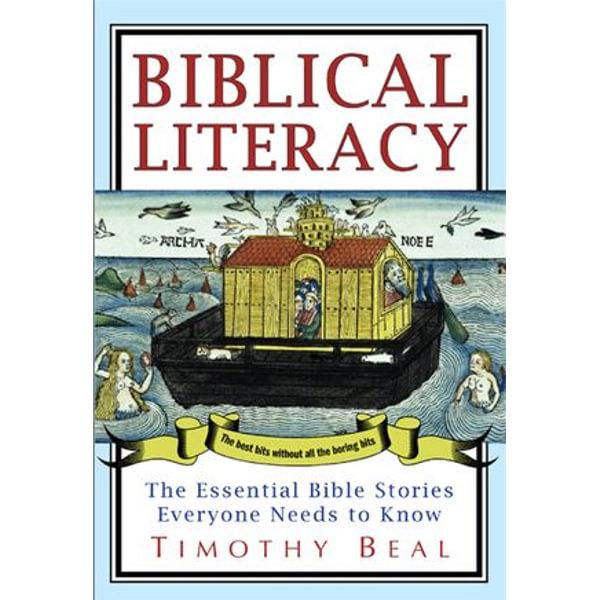 Biblical Literacy - Timothy Beal | Karta-nauczyciela.org