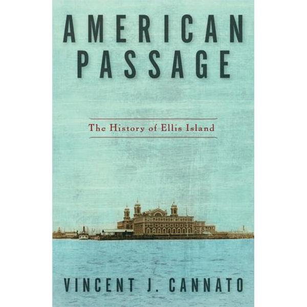 American Passage - Vincent J. Cannato | Karta-nauczyciela.org