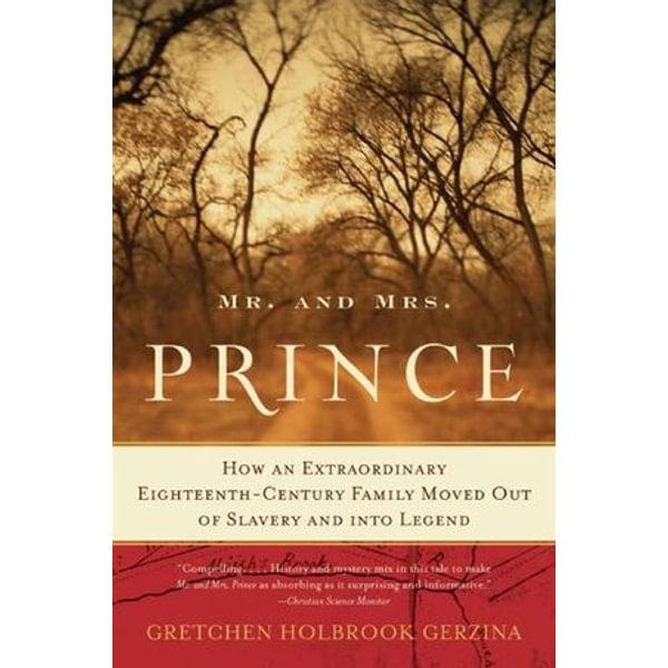 Mr. and Mrs. Prince - Gretchen Holbrook Gerzina | Karta-nauczyciela.org