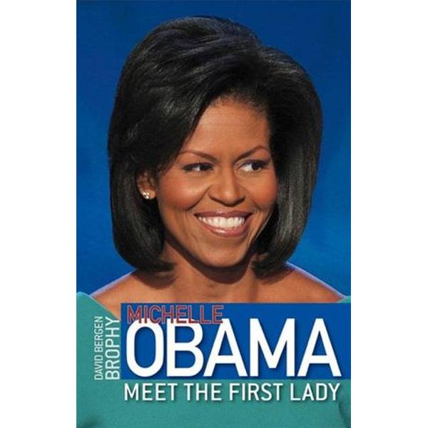 Michelle Obama - David Bergen Brophy | Karta-nauczyciela.org