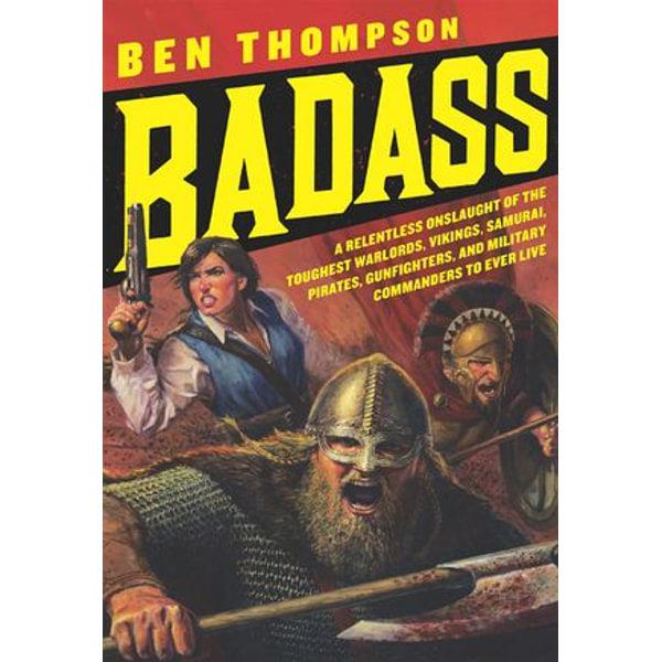 Badass - Ben Thompson   Karta-nauczyciela.org