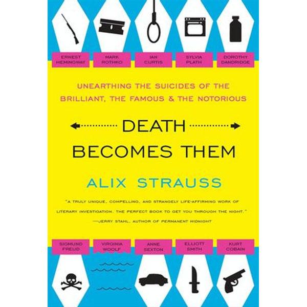 Death Becomes Them - Alix Strauss   Karta-nauczyciela.org