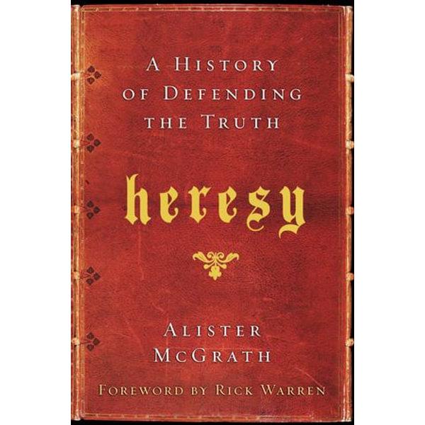 Heresy - Alister McGrath | Karta-nauczyciela.org