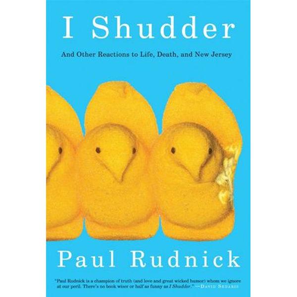 I Shudder - Paul Rudnick | Karta-nauczyciela.org