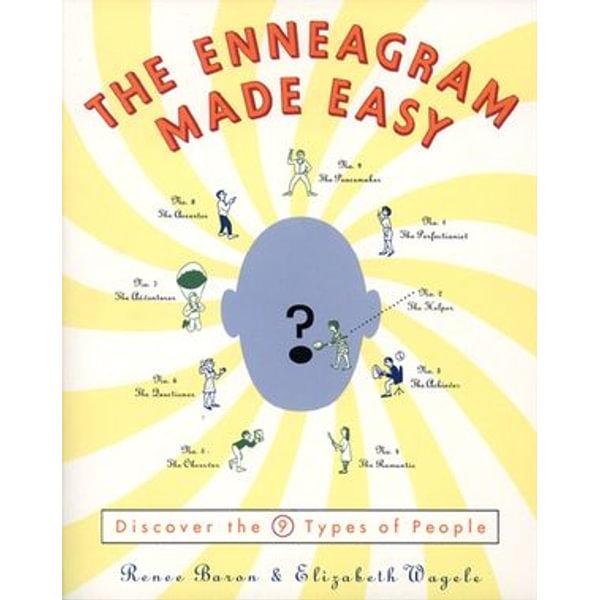The Enneagram Made Easy - Renee Baron, Elizabeth Wagele | Karta-nauczyciela.org