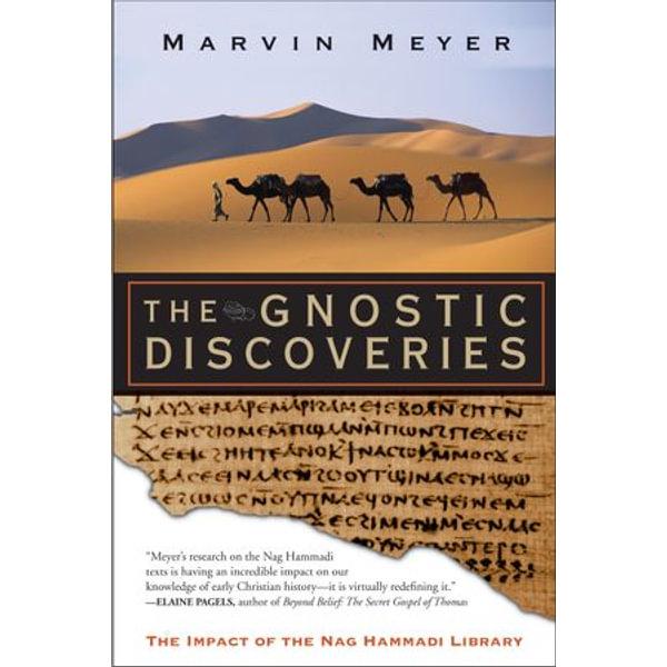The Gnostic Discoveries - Marvin W. Meyer | Karta-nauczyciela.org