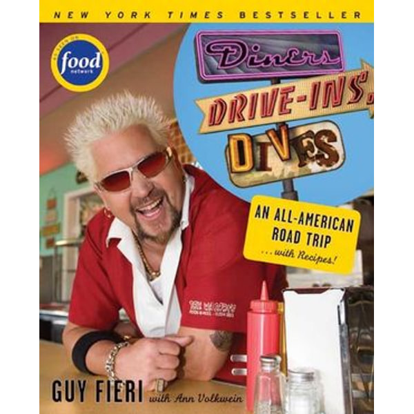 Diners, Drive-ins and Dives - Guy Fieri, Ann Volkwein   Karta-nauczyciela.org