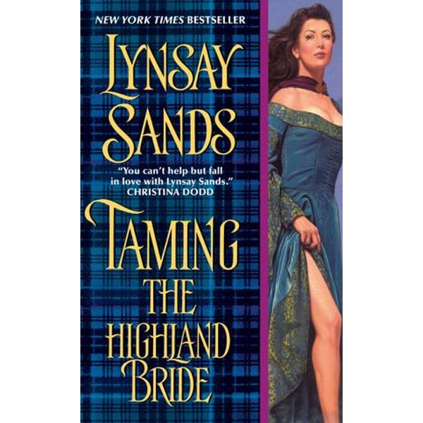 Taming the Highland Bride - Lynsay Sands | Karta-nauczyciela.org
