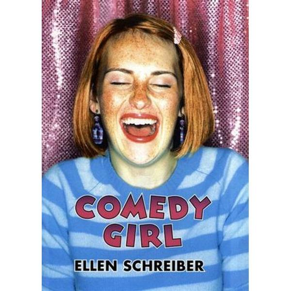 Comedy Girl - Ellen Schreiber   Karta-nauczyciela.org