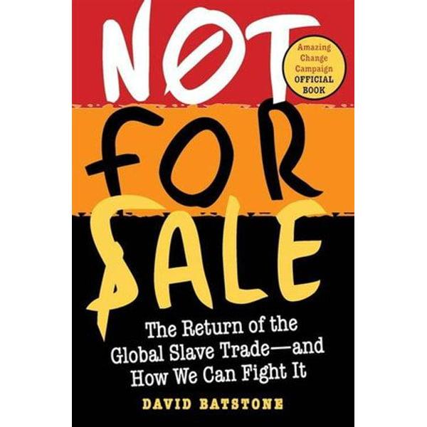 Not for Sale - David Batstone | Karta-nauczyciela.org