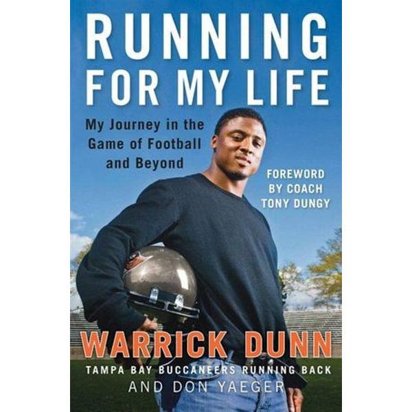 Running for My Life - Warrick Dunn, Don Yaeger | Karta-nauczyciela.org