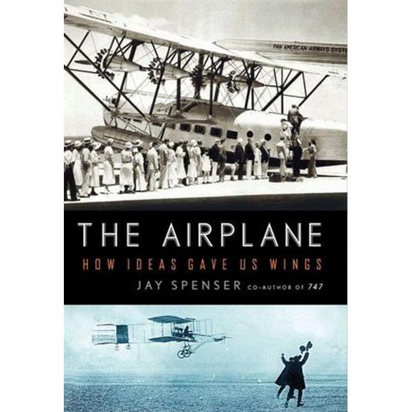 The Airplane - Jay Spenser | Karta-nauczyciela.org