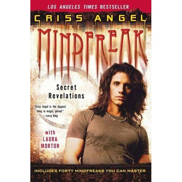 Mindfreak - Criss Angel | Karta-nauczyciela.org