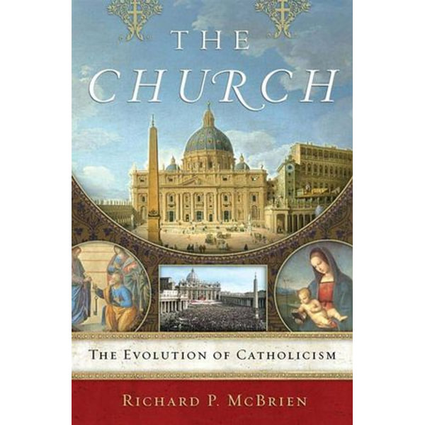 The Church - Richard P. McBrien | Karta-nauczyciela.org