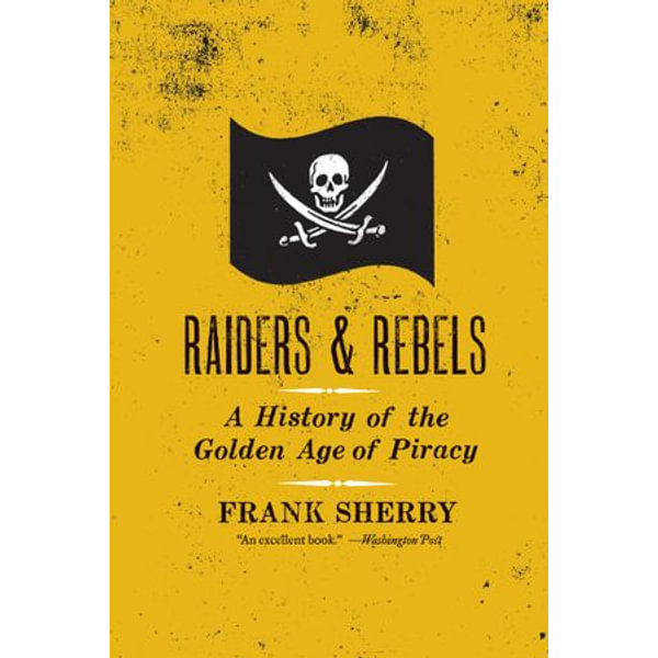 Raiders and Rebels - Frank Sherry   Karta-nauczyciela.org
