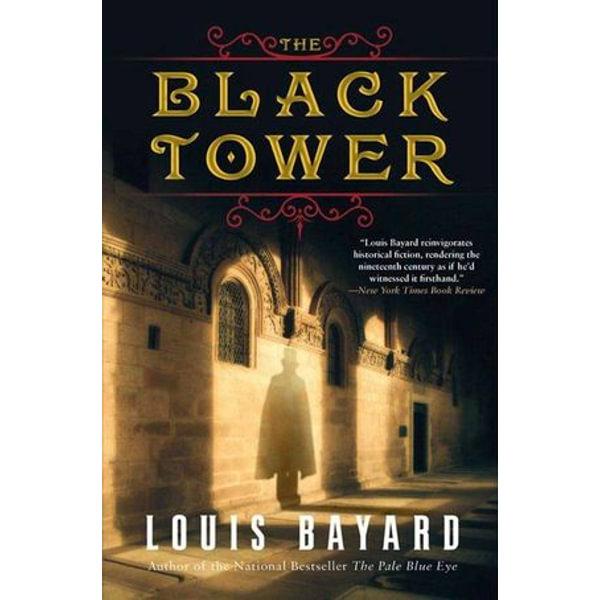 The Black Tower - Louis Bayard | Karta-nauczyciela.org