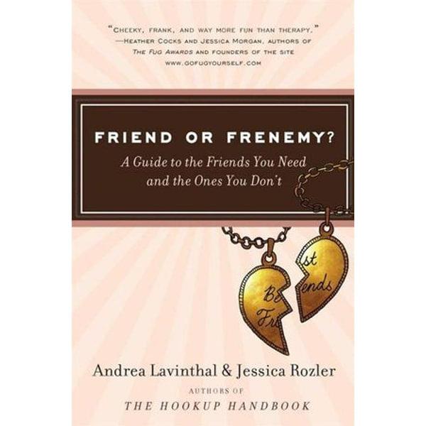 Friend or Frenemy? - Andrea Lavinthal, Jessica Rozler   Karta-nauczyciela.org