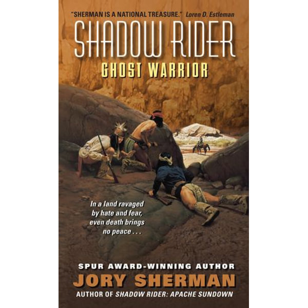 Shadow Rider : Ghost Warrior - Jory Sherman   Karta-nauczyciela.org