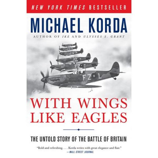 With Wings Like Eagles - Michael Korda | Karta-nauczyciela.org