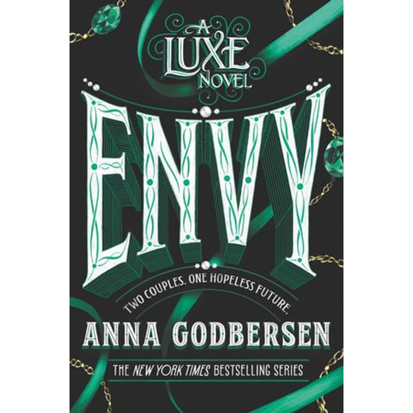 Envy - Anna Godbersen | Karta-nauczyciela.org