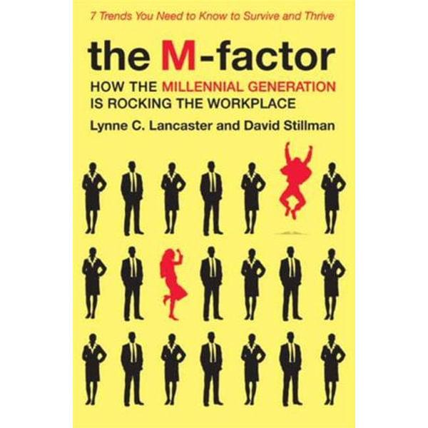 The M-Factor - David Stillman, Lynne C Lancaster   Karta-nauczyciela.org