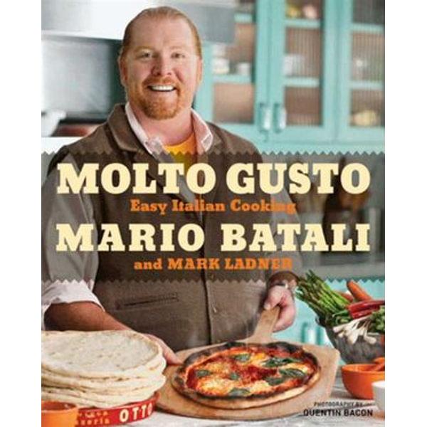 Molto Gusto - Mario Batali | Karta-nauczyciela.org