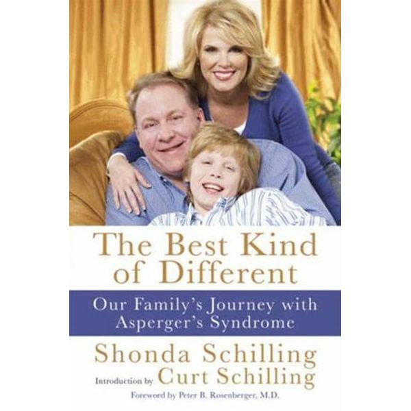 The Best Kind of Different - Shonda Schilling, Curt Schilling | Karta-nauczyciela.org