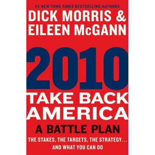 2010: Take Back America - Dick Morris, Eileen McGann   Karta-nauczyciela.org