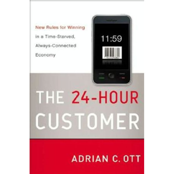 The 24-Hour Customer - Adrian C. Ott   Karta-nauczyciela.org