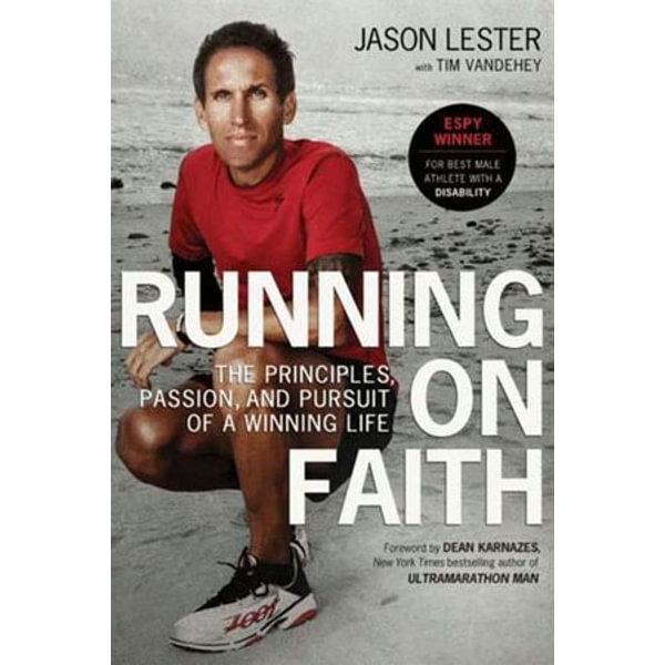 Running on Faith - Jason Lester, Tim Vandehey   Karta-nauczyciela.org