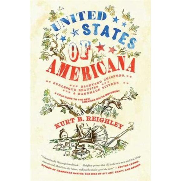 United States of Americana - Kurt B Reighley, Aaron Bagley (Illustrator) | Karta-nauczyciela.org