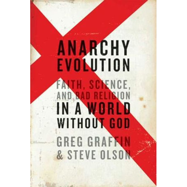 Anarchy Evolution - Greg Graffin, Steve Olson   Karta-nauczyciela.org