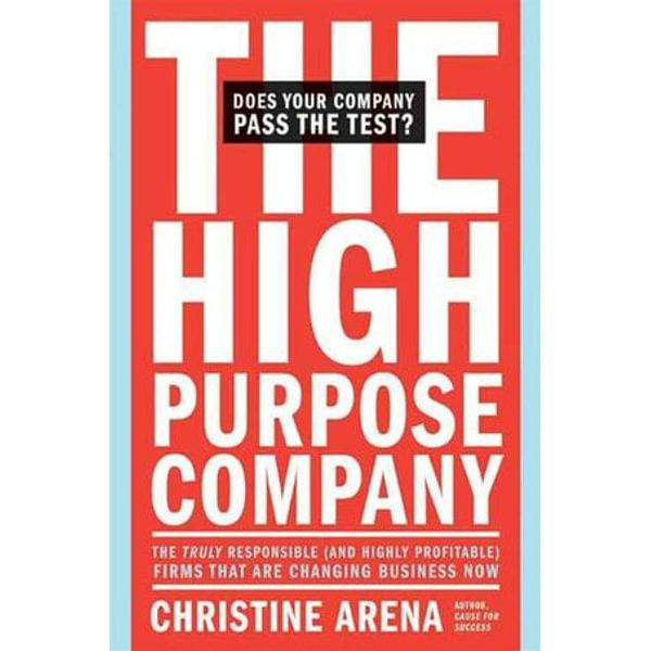 The High-Purpose Company - Christine Arena | Karta-nauczyciela.org