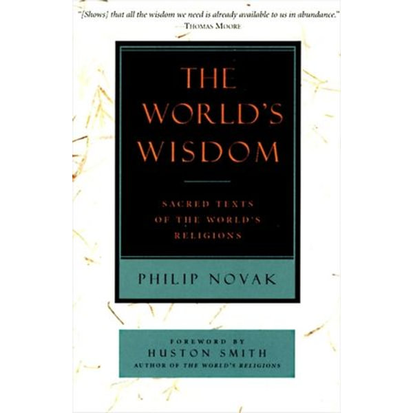 The World's Wisdom - Philip Novak | Karta-nauczyciela.org