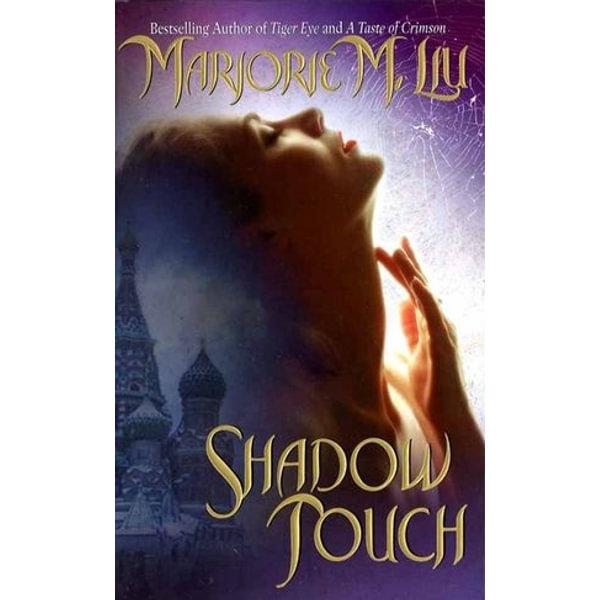 Shadow Touch - Marjorie Liu | Karta-nauczyciela.org