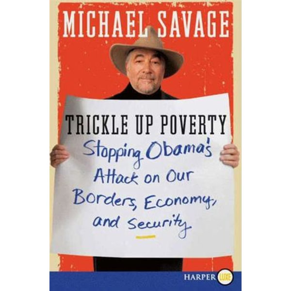 Trickle Up Poverty - Michael Savage   Karta-nauczyciela.org