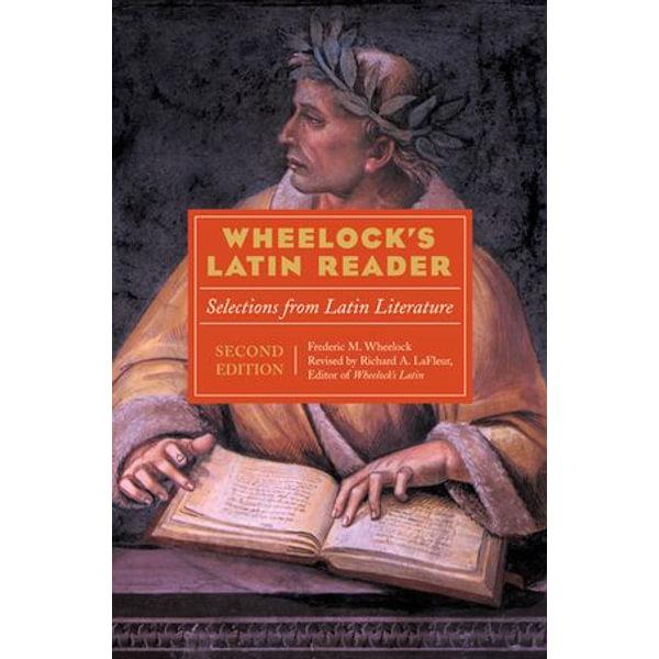 Wheelock's Latin Reader - Richard A. LaFleur | Karta-nauczyciela.org