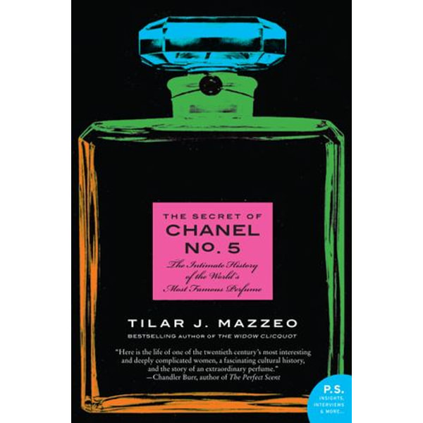 The Secret of Chanel No. 5 - Tilar J Mazzeo | Karta-nauczyciela.org