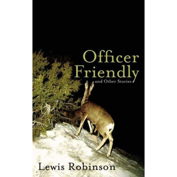 Officer Friendly and Other Stories - Lewis Robinson | Karta-nauczyciela.org
