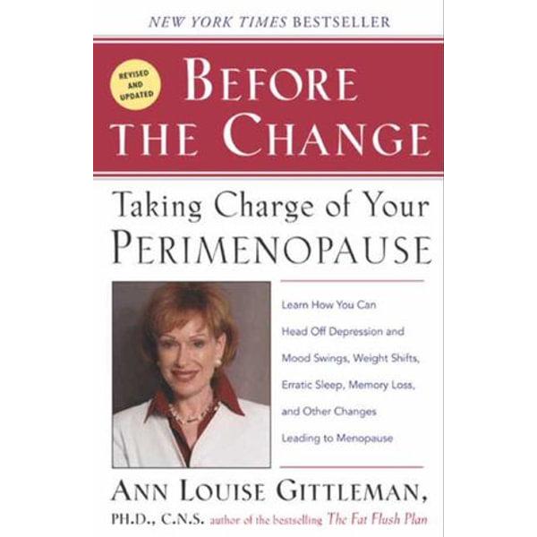 Before The Change - Ann Louise Gittleman | Karta-nauczyciela.org