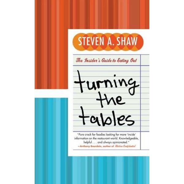 Turning the Tables - Steven A. Shaw   Karta-nauczyciela.org