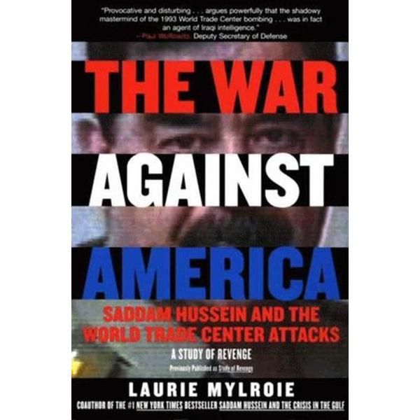 The War Against America - Laurie Mylroie   Karta-nauczyciela.org
