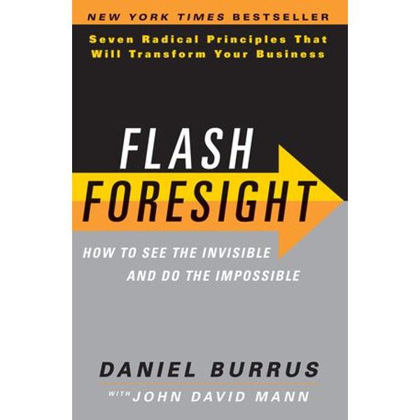 Flash Foresight - Daniel Burrus   Karta-nauczyciela.org