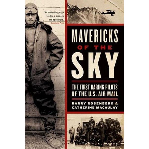 Mavericks of the Sky - Barry Rosenberg, Catherine Macaulay | Karta-nauczyciela.org