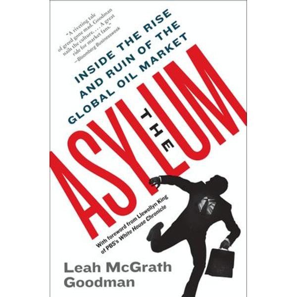 The Asylum - Leah McGrath Goodman   Karta-nauczyciela.org
