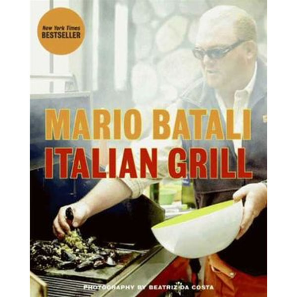 Italian Grill - Mario Batali, Judith Sutton | Karta-nauczyciela.org