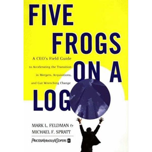 Five Frogs on a Log - Mark L Feldman, Michael F Spratt | Karta-nauczyciela.org