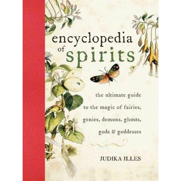 Encyclopedia of Spirits - Judika Illes   Karta-nauczyciela.org