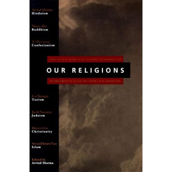 Our Religions - Arvind Sharma   Karta-nauczyciela.org